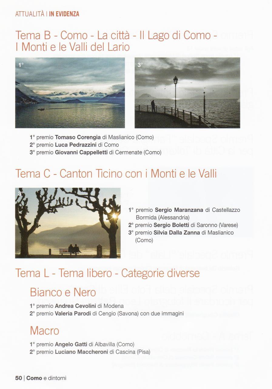 Magazine Como e Dintorni - Dicembre 2012 Gennaio 2013