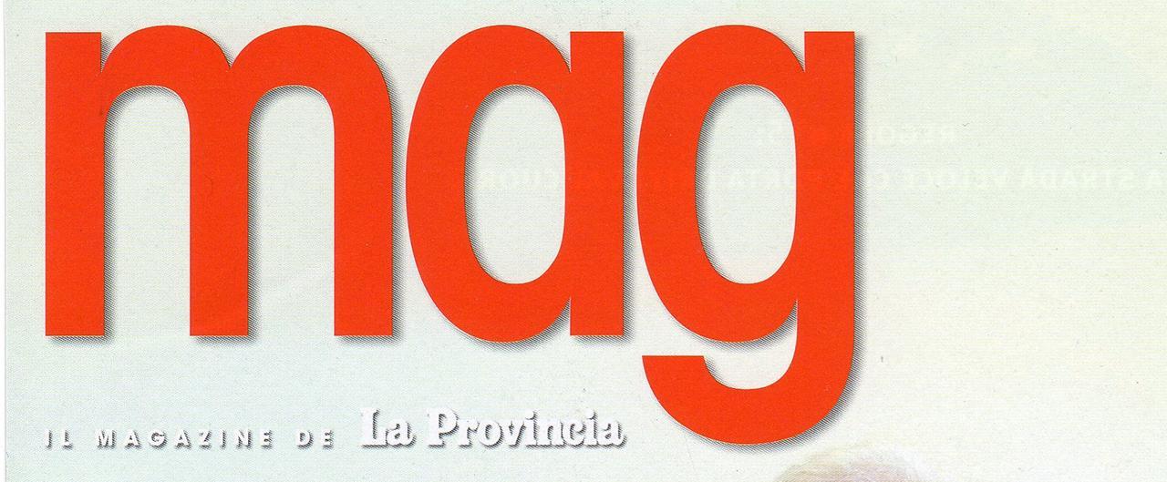Mag Magazine della Provincia di Como