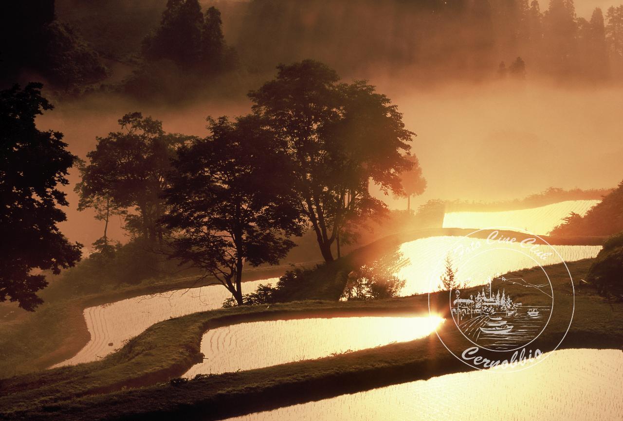 """Premio Speciale """"Famiglia Comasca"""" per la città di Tokamachi - Giappone 1° Premio con 2 immagini Takaichi Yamamoto - Tokamachi - Giappone"""
